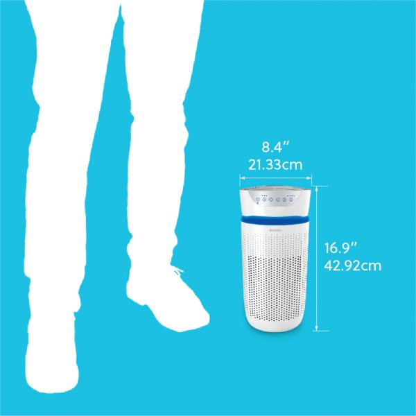 TotalClean® 5-in-1 UV Small Room Air Purifier