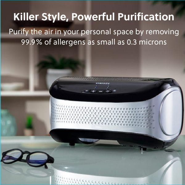 TotalClean® Desktop Air Purifier